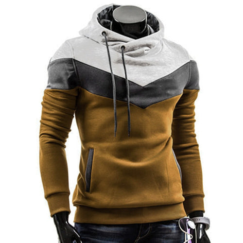 Men's Long Sleeve Sweatshirt Hoodie