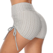 Load image into Gallery viewer, Women's High Waist Fitness Shorts