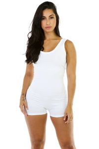 Women's U-Neck Bodysuits