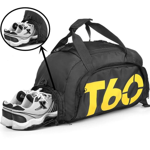 Waterproof Multifunctional Gym Bag