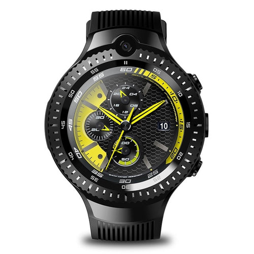 Zeblaze THOR 4 Dual 4G Camera Smartwatch