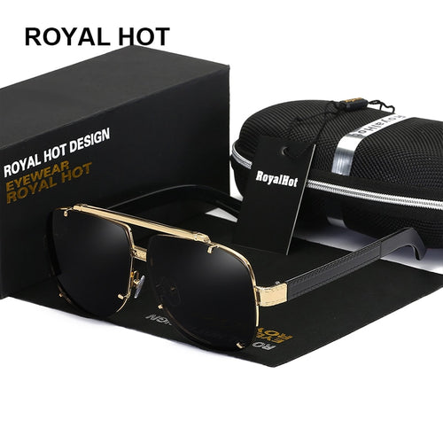Luxury UV400 Men's Sunglasses