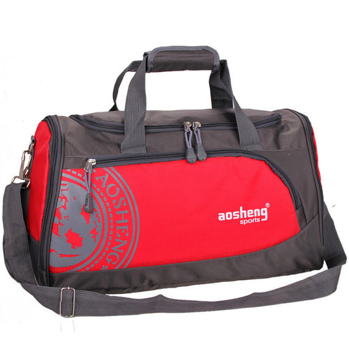 Professional Waterproof Nylon Sports Gym Bag