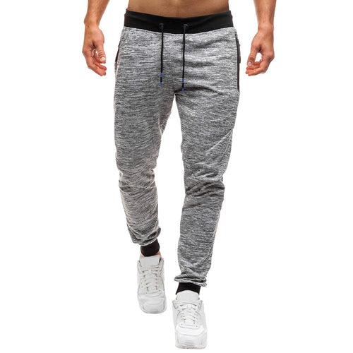 Mens Casual Drawstring Sweatpants
