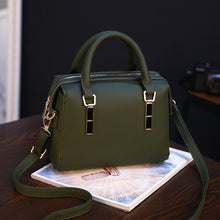 Load image into Gallery viewer, YahzaCasual handbag-Khaki Affordable Heels, Boots and Sneakers