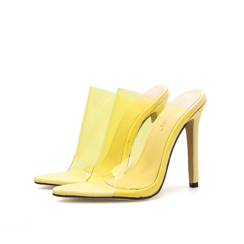 Yahza¥AHŽA-Yellow Affordable Heels, Boots and Sneakers