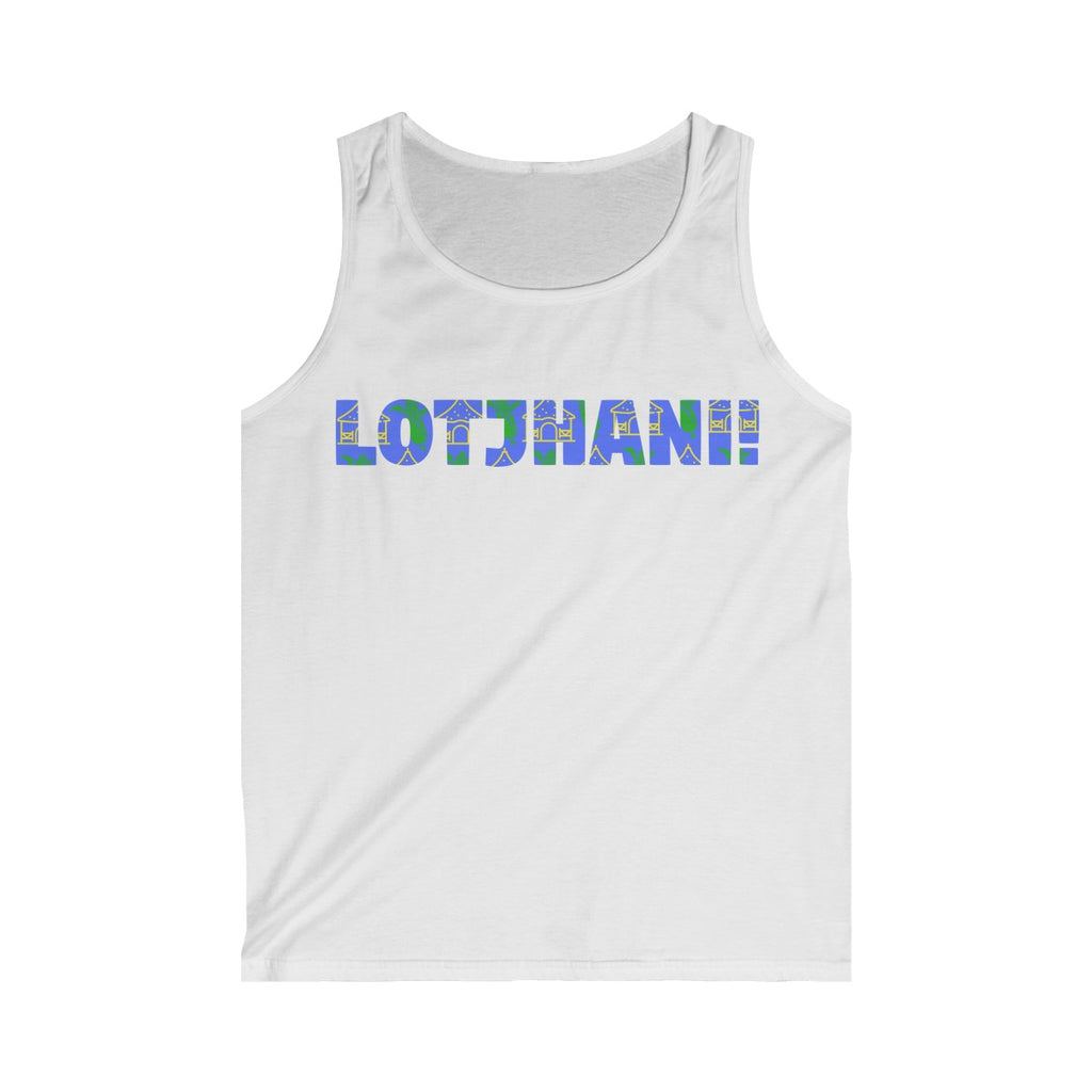 LOTJHANI Men's Tank Top