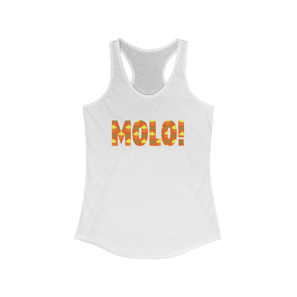MOLO Women's Racer Back