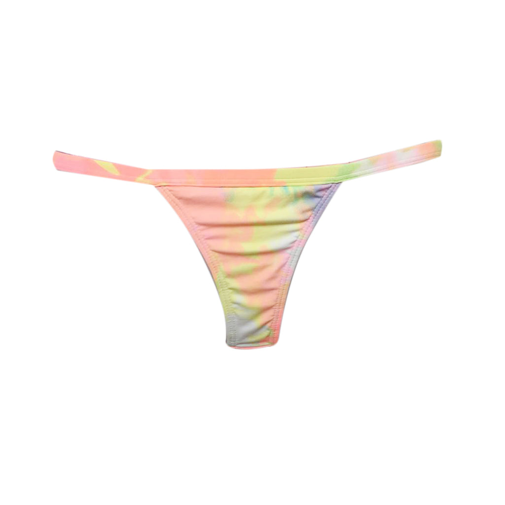 MINI TANGA TIE DYE CANDY COLOR