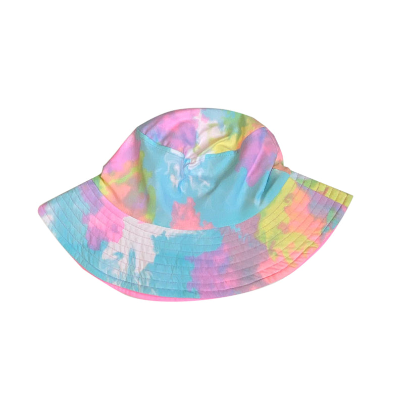 CHAPÉU BUCKET TIE DYE CANDY COLOR