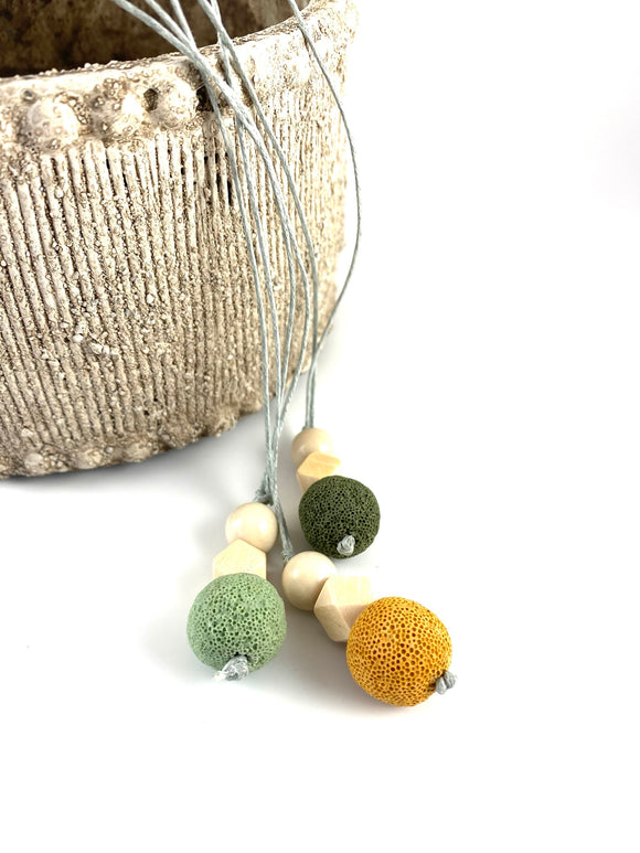 Car or Home Diffuser - Set of 3 - Sun, Forest, Moss