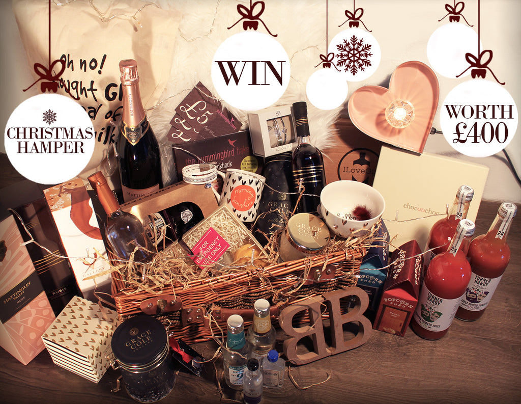 'Best of British' Christmas Hamper Competition
