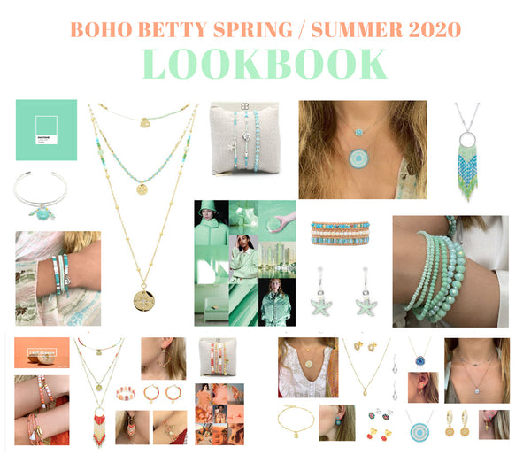 Boho Betty look Book