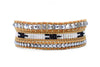 Adele Leather 3 Wrap Bracelet - Boho Betty