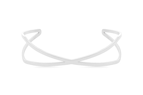 Arianni Steel Bangle