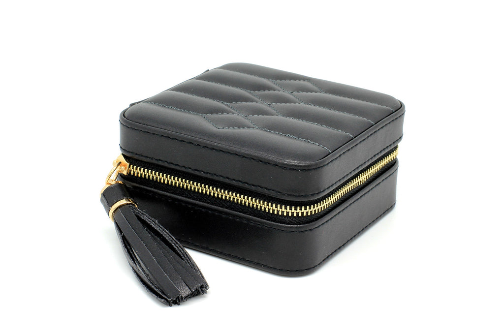 Boboli Black Jewellery Box - Boho Betty