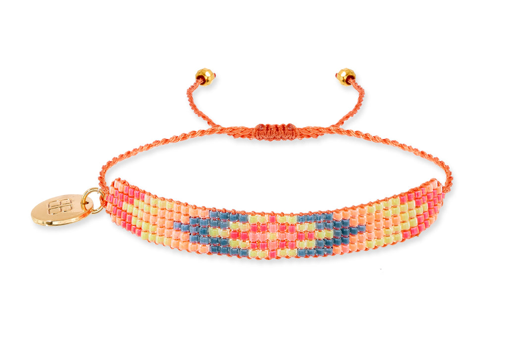 Boss Beaded Friendship Bracelet