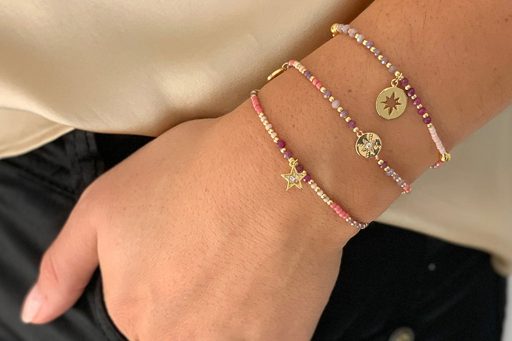 Tavira 3 Layered Bracelet Stack