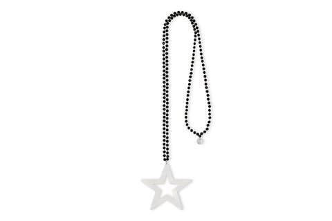 Durga Star Crystal Necklace