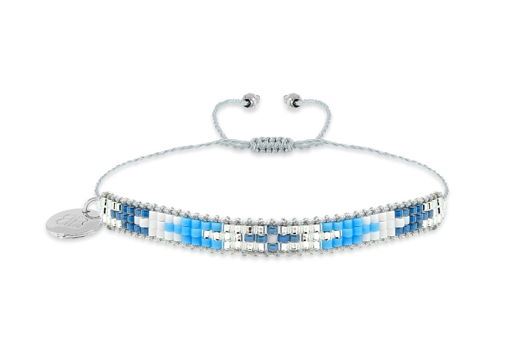 Farewell Beaded Friendship Bracelet