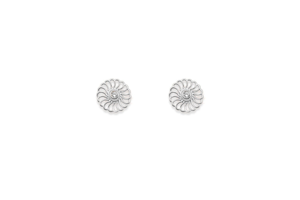 Hillier Sterling Silver Earrings
