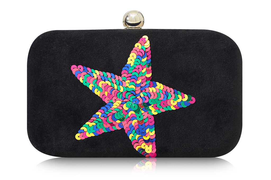 Luca Star Clutch Box Bag