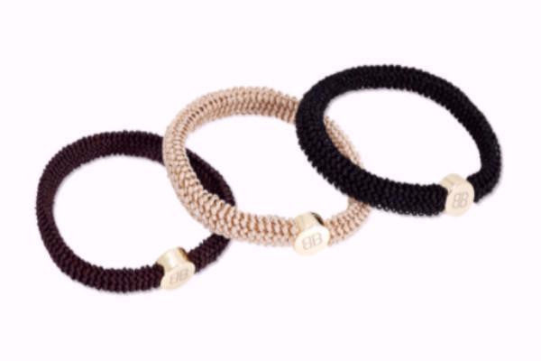 Neutral Hair Tie Bracelets