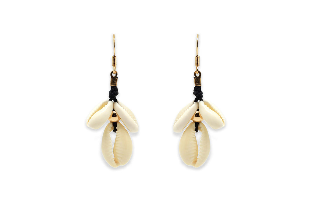 Tap Shell Earrings