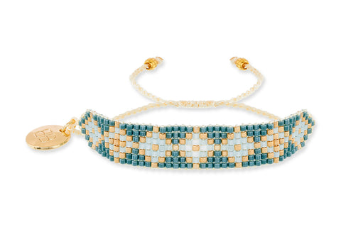 Viva Beaded Friendship Bracelet
