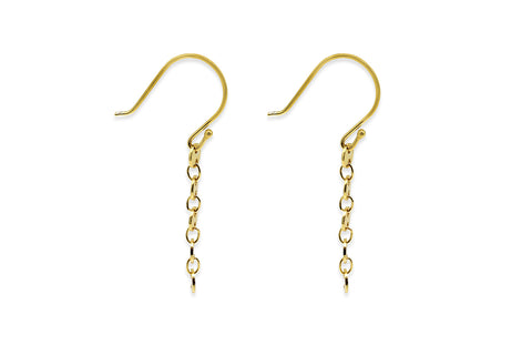 Withers Gold Multi Disc Earrings