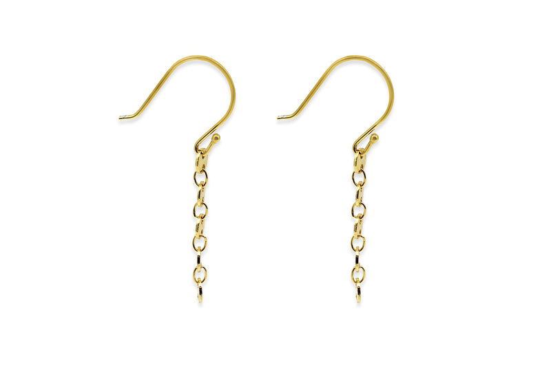 Withers Gold Multi Disc Earrings - Boho Betty