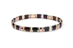 Contact Tila Bead Stretch Bracelet - Boho Betty