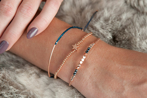 Palau  3 Layered Bracelet Stack