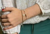 Cupid 2 Layered Bracelet Stack - Boho Betty