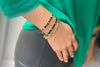 Osaka 3 Layered Bracelet Stack - Boho Betty