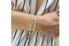 Quebec 2  Layered Bracelet Stack - Boho Betty