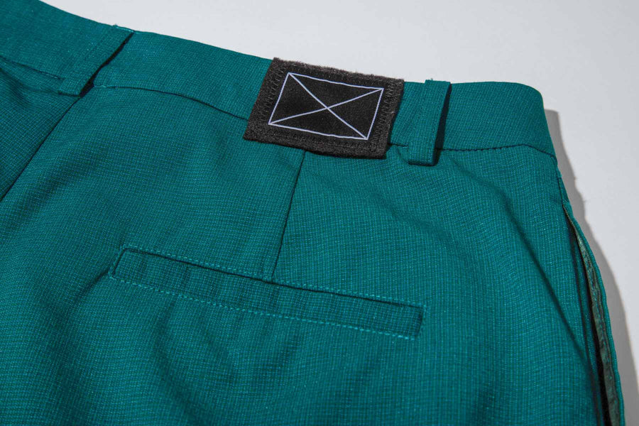 Angus Shorts Green