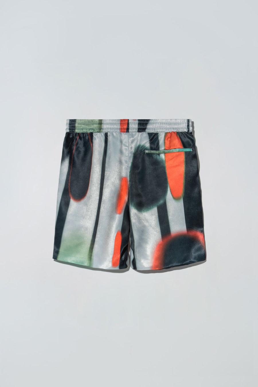 Burning Lines Sunday Boxer Shorts