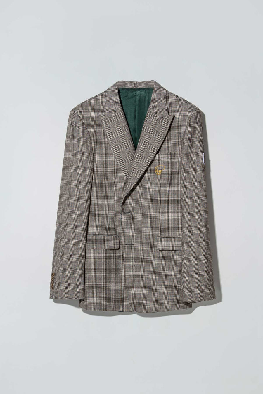 Checkerboards Insomnia Blazer Skull Edition Grey