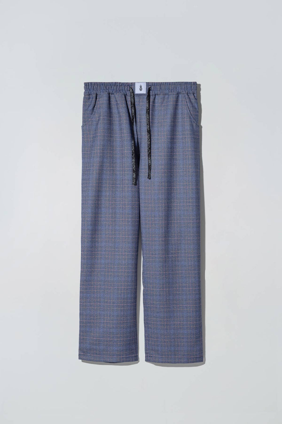 Checkerboards Insomnia Suitpants Blue