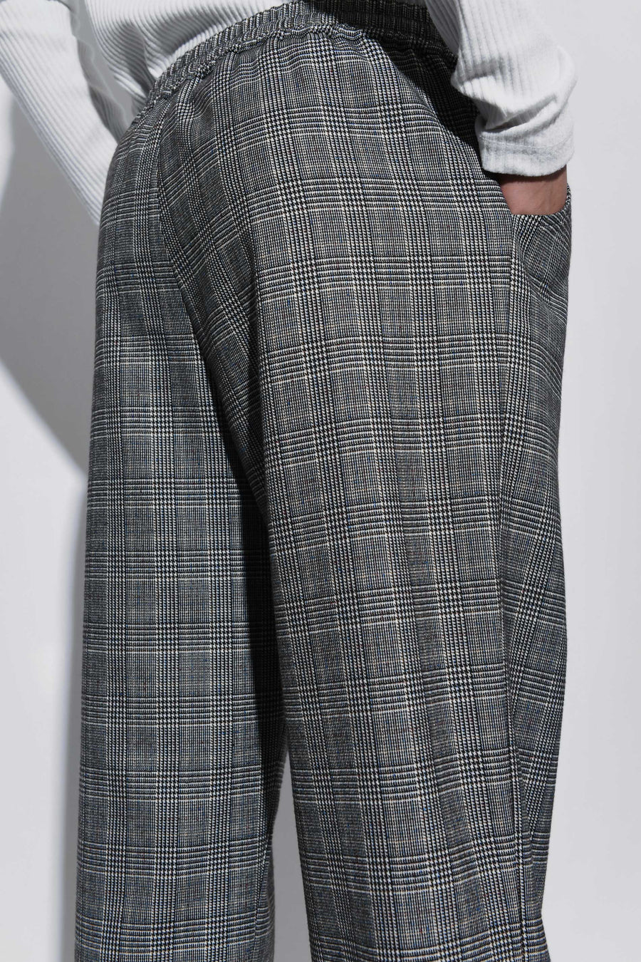 Checkerboards Insomnia Suitpants Grey