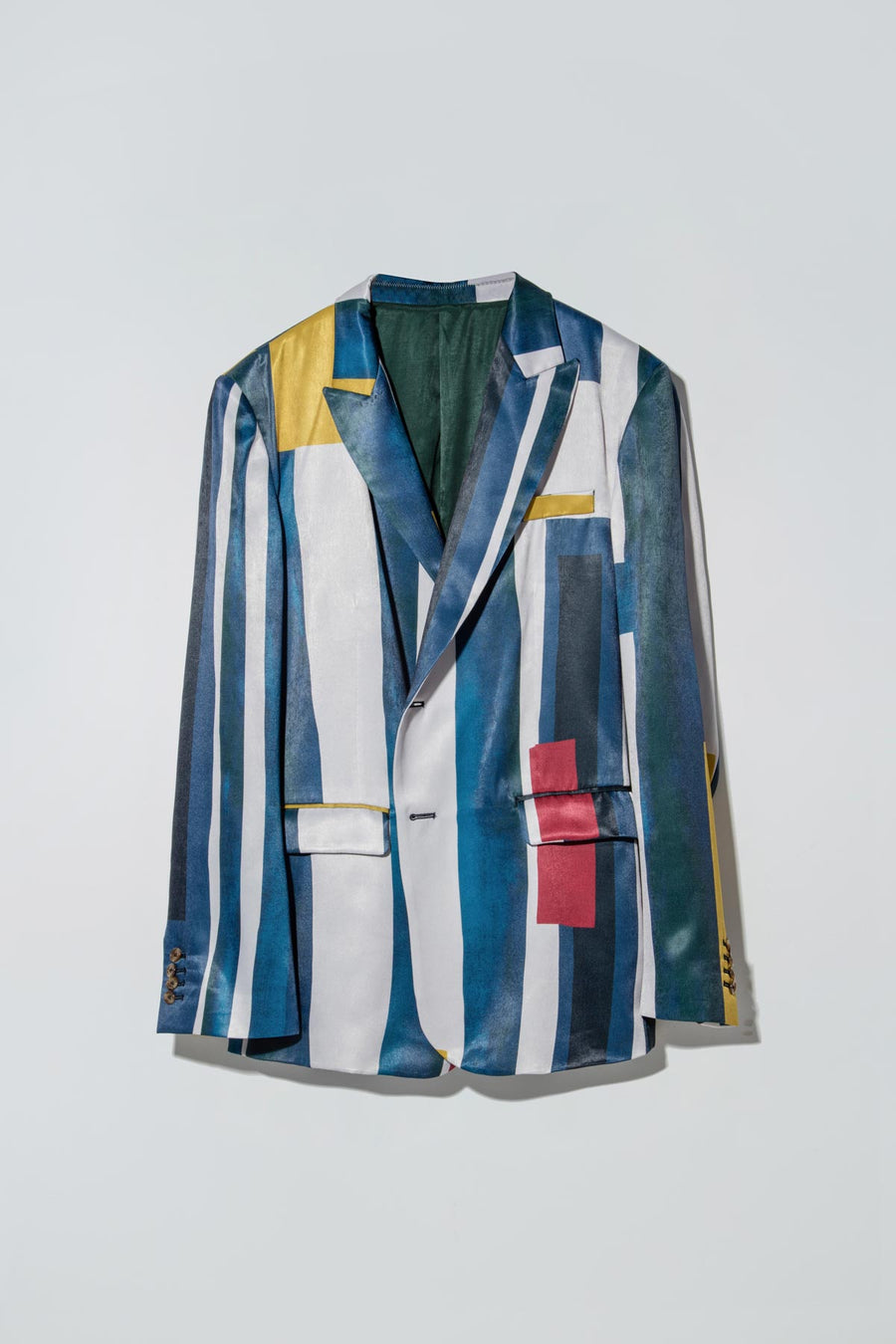 Colorful Lines Sunday Blazer