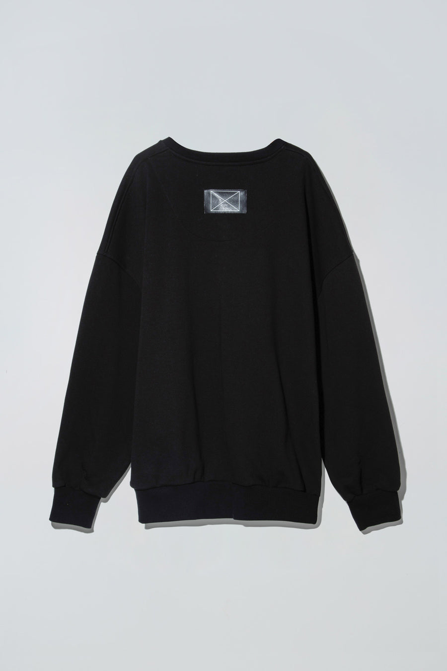 Möbius Loop Sweatshirt Black