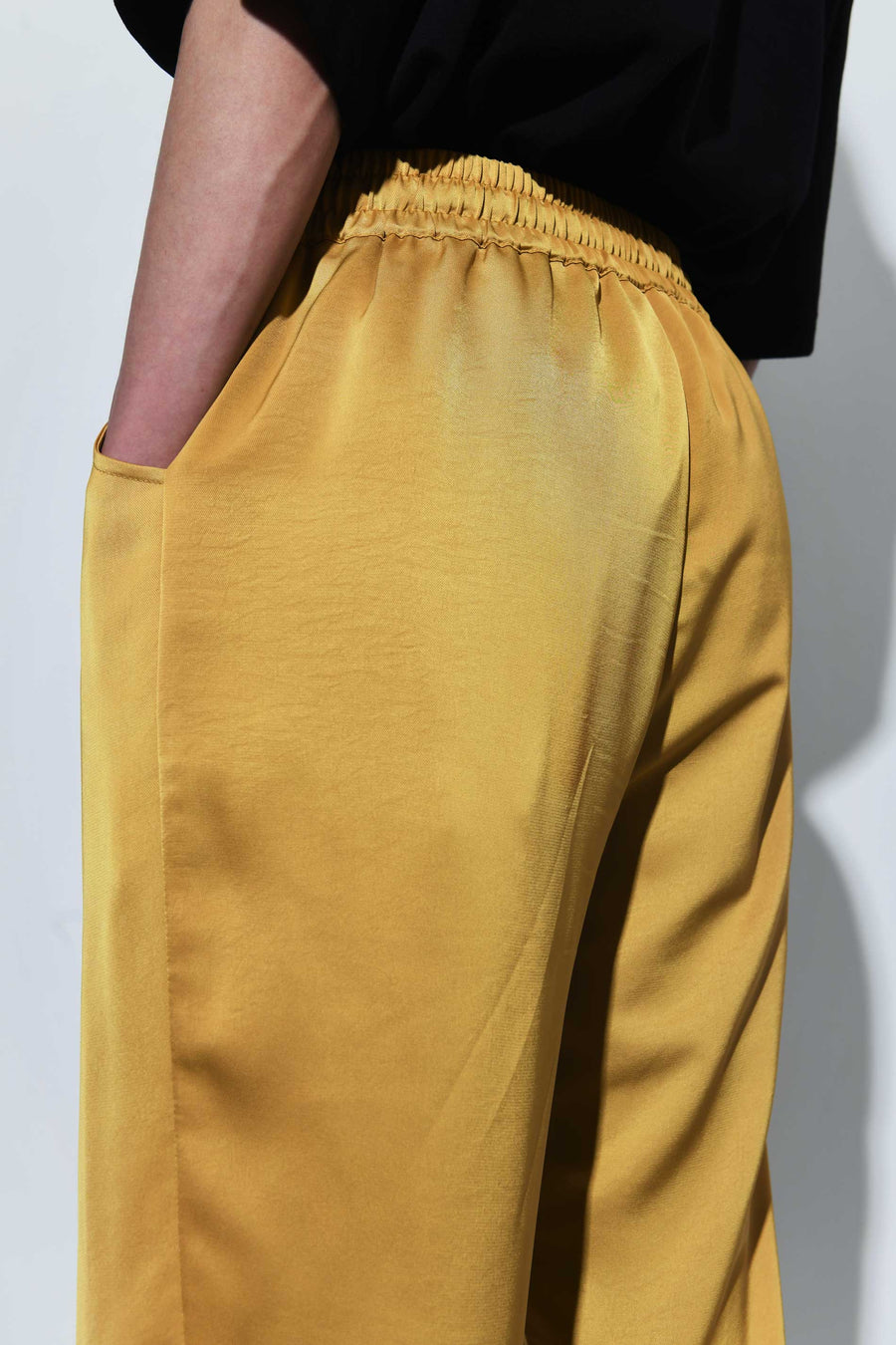Monday Suitpants Mustard Yellow