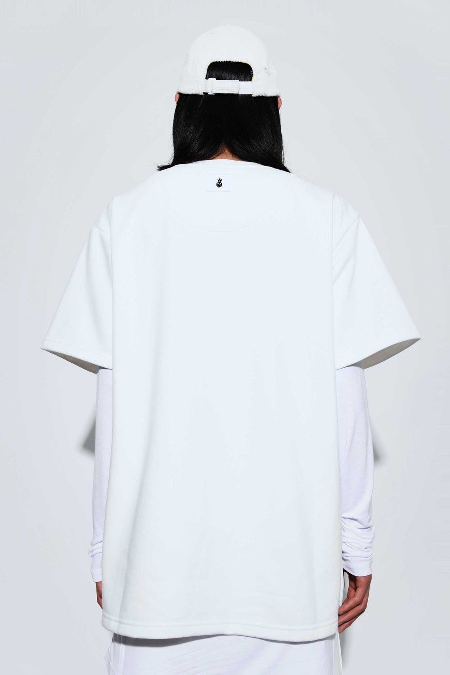 Night Cap Sweatshirt White