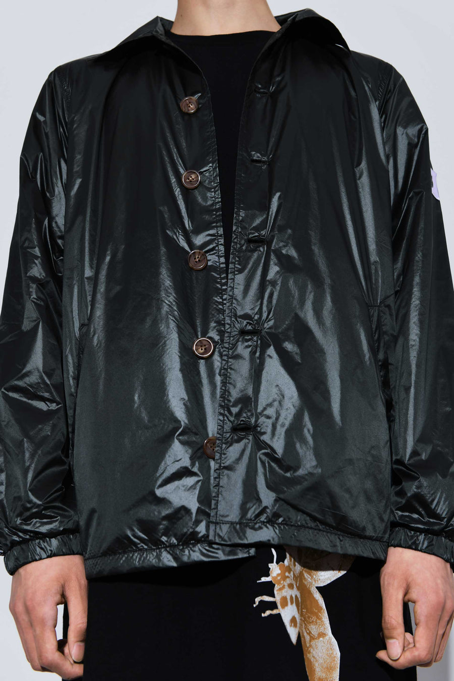 Rainfall Shirt Jacket Dark Green