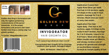 Load image into Gallery viewer, Invigorator Hair Growth Oil