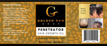 Load image into Gallery viewer, Penetrator Hair Growth Oil
