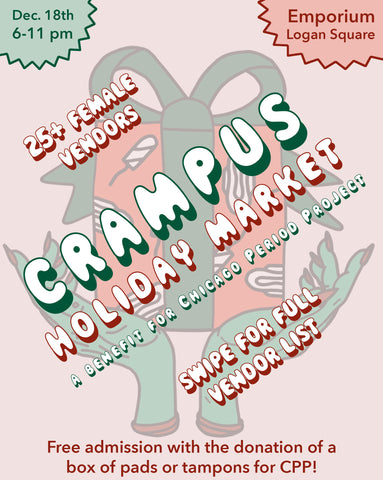 Crampus Holiday Market