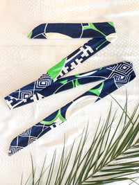Vintage Printed Scarf :: The Ska Sash